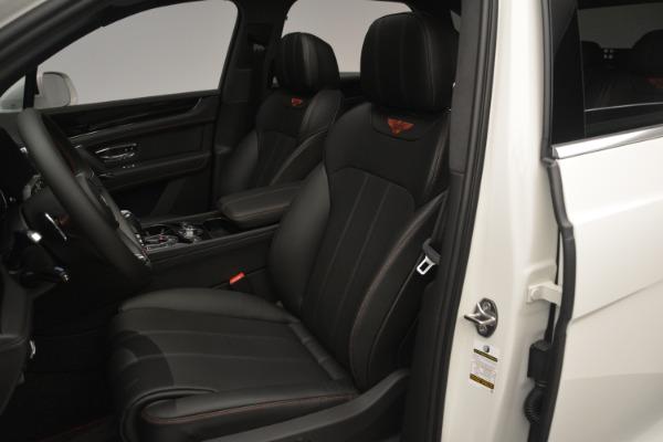Used 2019 Bentley Bentayga V8 for sale $149,900 at Maserati of Westport in Westport CT 06880 20