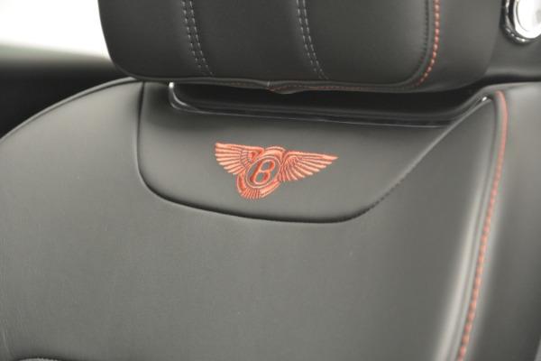 Used 2019 Bentley Bentayga V8 for sale $149,900 at Maserati of Westport in Westport CT 06880 21