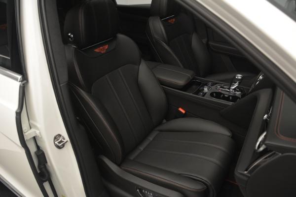 Used 2019 Bentley Bentayga V8 for sale $149,900 at Maserati of Westport in Westport CT 06880 25