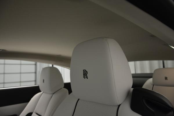 New 2016 Rolls-Royce Wraith for sale Sold at Maserati of Westport in Westport CT 06880 18