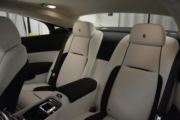 New 2016 Rolls-Royce Wraith for sale Sold at Maserati of Westport in Westport CT 06880 19