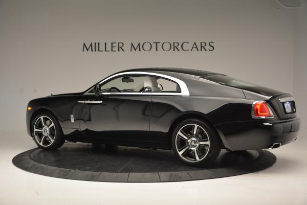 New 2016 Rolls-Royce Wraith for sale Sold at Maserati of Westport in Westport CT 06880 4