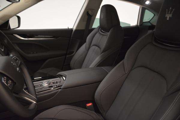 Used 2018 Maserati Levante S Q4 GranSport for sale $59,900 at Maserati of Westport in Westport CT 06880 14