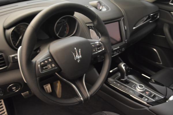 Used 2018 Maserati Levante S Q4 GranSport for sale $59,900 at Maserati of Westport in Westport CT 06880 16