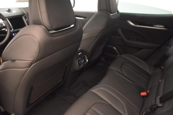 Used 2018 Maserati Levante S Q4 GranSport for sale $59,900 at Maserati of Westport in Westport CT 06880 17