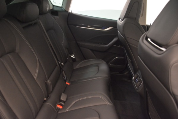 Used 2018 Maserati Levante S Q4 GranSport for sale $59,900 at Maserati of Westport in Westport CT 06880 24