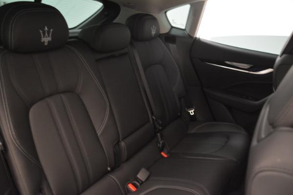 Used 2018 Maserati Levante S Q4 GranSport for sale $59,900 at Maserati of Westport in Westport CT 06880 25