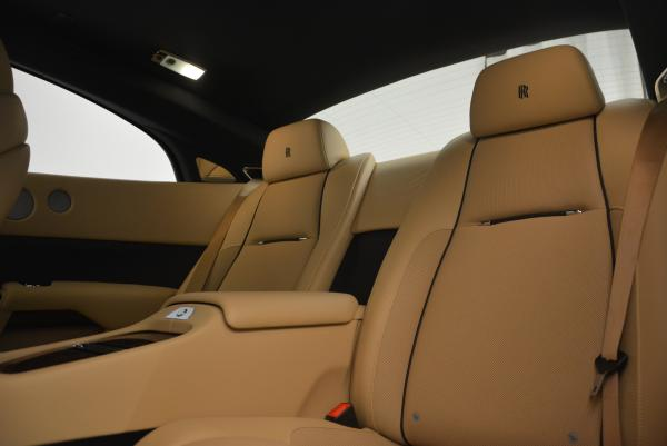 New 2016 Rolls-Royce Wraith for sale Sold at Maserati of Westport in Westport CT 06880 21