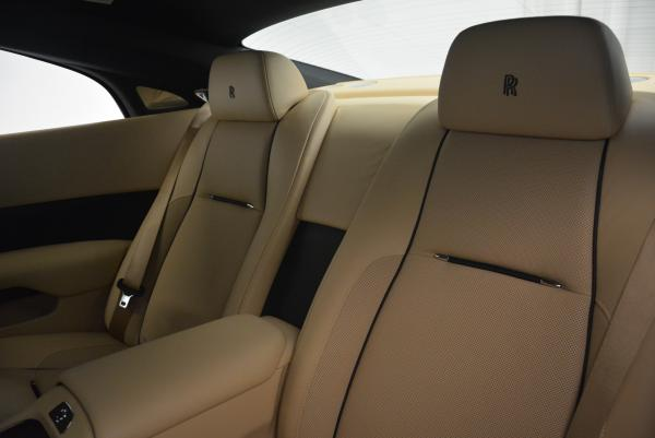 New 2016 Rolls-Royce Wraith for sale Sold at Maserati of Westport in Westport CT 06880 26