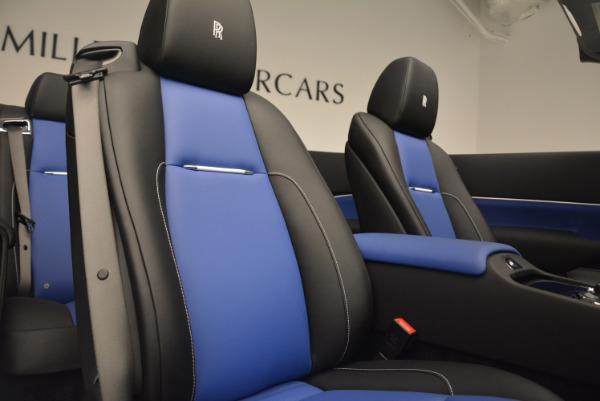 Used 2018 Rolls-Royce Dawn for sale Sold at Maserati of Westport in Westport CT 06880 27