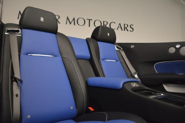 Used 2018 Rolls-Royce Dawn for sale Sold at Maserati of Westport in Westport CT 06880 28