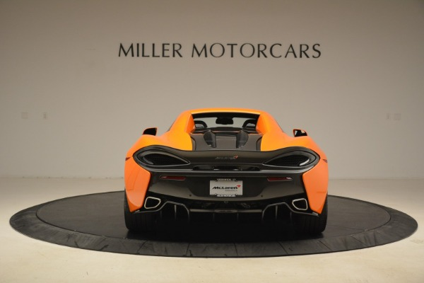 Used 2018 McLaren 570S Spider Convertible for sale Sold at Maserati of Westport in Westport CT 06880 18