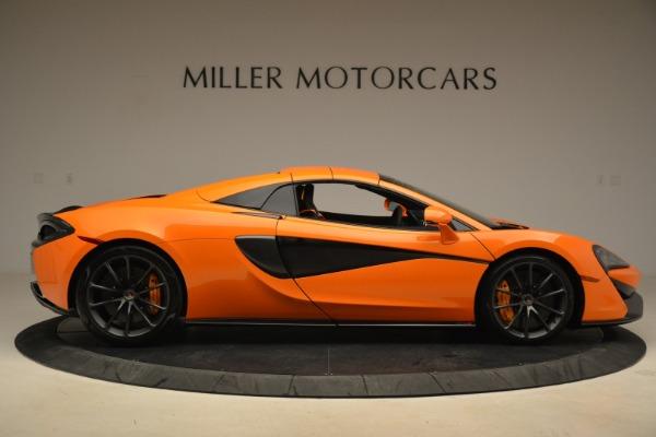 Used 2018 McLaren 570S Spider Convertible for sale Sold at Maserati of Westport in Westport CT 06880 20