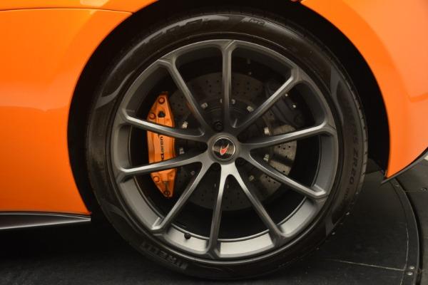Used 2018 McLaren 570S Spider Convertible for sale Sold at Maserati of Westport in Westport CT 06880 24
