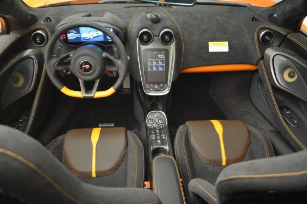 Used 2018 McLaren 570S Spider Convertible for sale Sold at Maserati of Westport in Westport CT 06880 28