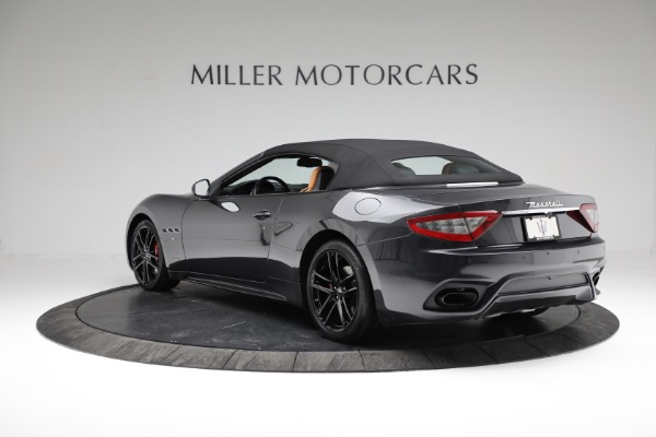 New 2018 Maserati GranTurismo Sport Convertible for sale Sold at Maserati of Westport in Westport CT 06880 10