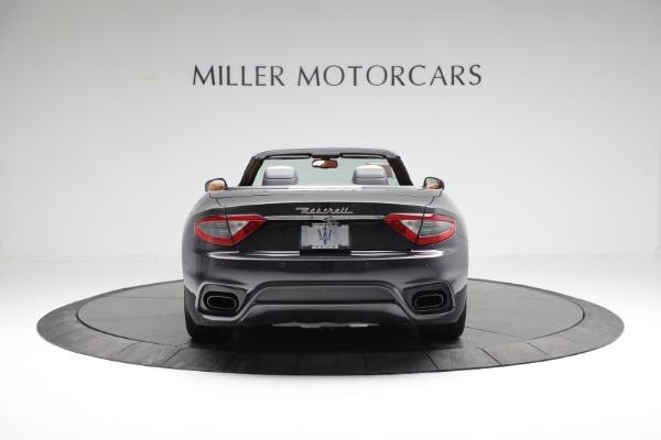 New 2018 Maserati GranTurismo Sport Convertible for sale Sold at Maserati of Westport in Westport CT 06880 11