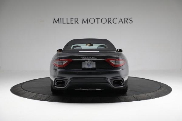 New 2018 Maserati GranTurismo Sport Convertible for sale Sold at Maserati of Westport in Westport CT 06880 12