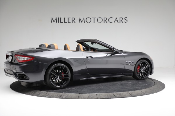 New 2018 Maserati GranTurismo Sport Convertible for sale Sold at Maserati of Westport in Westport CT 06880 15