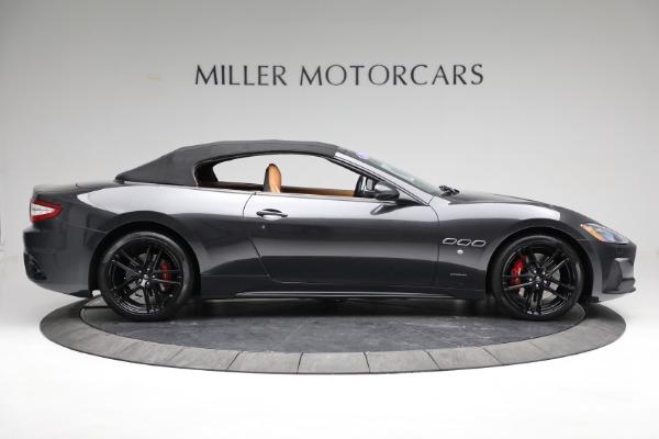 New 2018 Maserati GranTurismo Sport Convertible for sale Sold at Maserati of Westport in Westport CT 06880 18