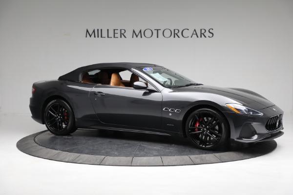 New 2018 Maserati GranTurismo Sport Convertible for sale Sold at Maserati of Westport in Westport CT 06880 20