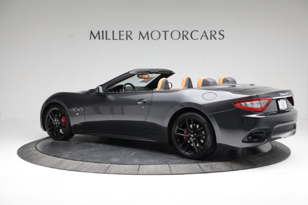 New 2018 Maserati GranTurismo Sport Convertible for sale Sold at Maserati of Westport in Westport CT 06880 9