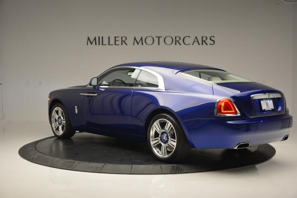 New 2016 Rolls-Royce Wraith for sale Sold at Maserati of Westport in Westport CT 06880 5