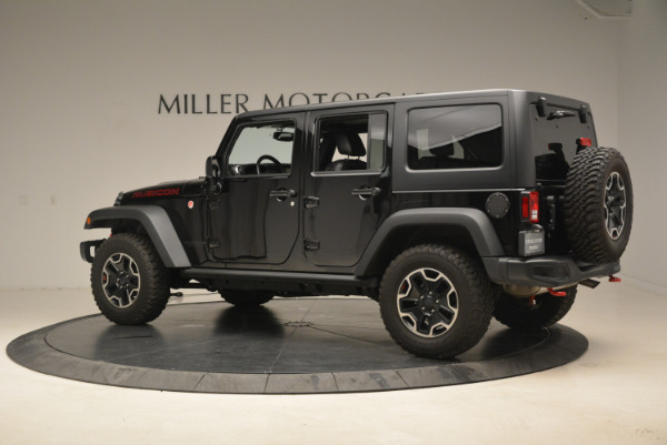 Used 2016 Jeep Wrangler Unlimited Rubicon for sale Sold at Maserati of Westport in Westport CT 06880 4