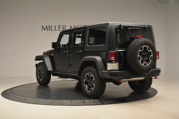 Used 2016 Jeep Wrangler Unlimited Rubicon for sale Sold at Maserati of Westport in Westport CT 06880 5