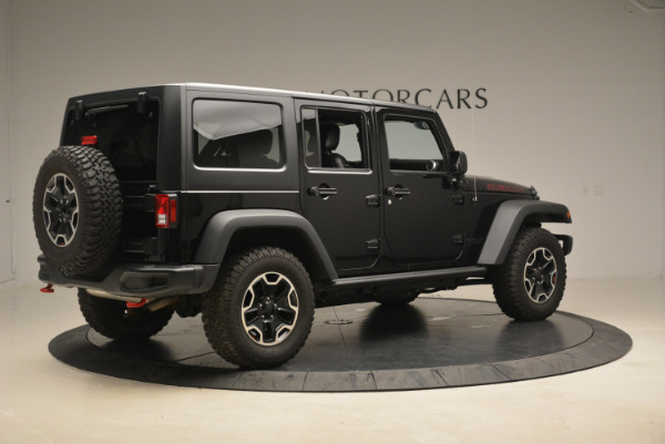 Used 2016 Jeep Wrangler Unlimited Rubicon for sale Sold at Maserati of Westport in Westport CT 06880 8