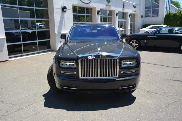 New 2016 Rolls-Royce Phantom for sale Sold at Maserati of Westport in Westport CT 06880 2