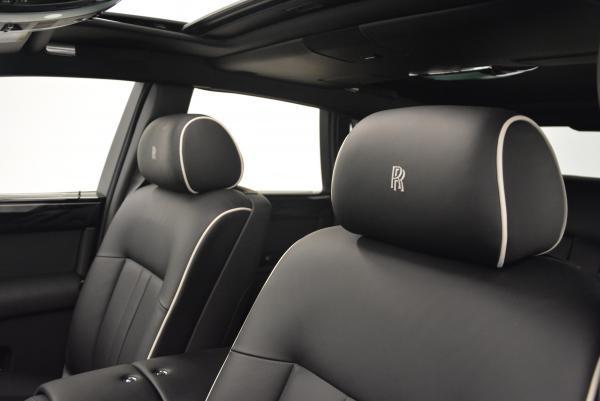 New 2016 Rolls-Royce Phantom for sale Sold at Maserati of Westport in Westport CT 06880 23