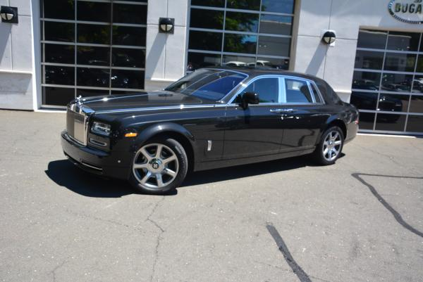 New 2016 Rolls-Royce Phantom for sale Sold at Maserati of Westport in Westport CT 06880 3