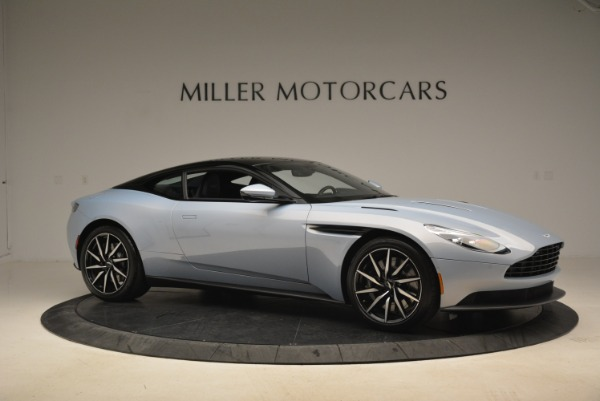 New 2018 Aston Martin DB11 V12 for sale Sold at Maserati of Westport in Westport CT 06880 10