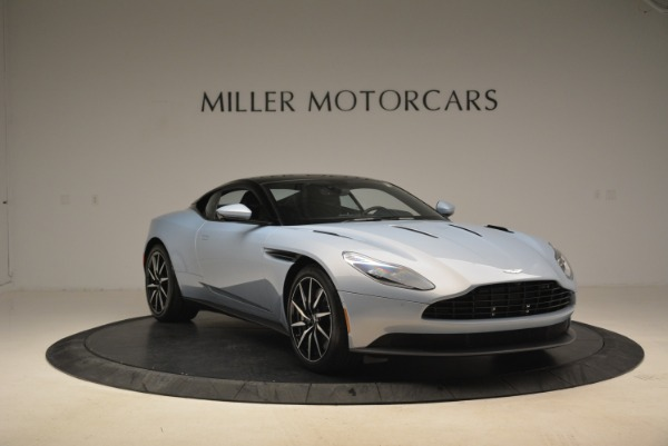 New 2018 Aston Martin DB11 V12 for sale Sold at Maserati of Westport in Westport CT 06880 11