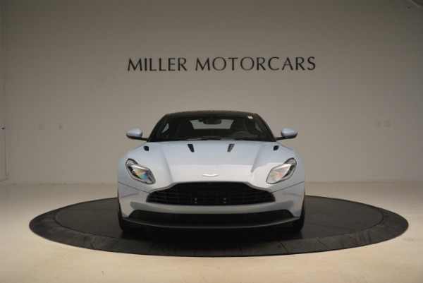 New 2018 Aston Martin DB11 V12 for sale Sold at Maserati of Westport in Westport CT 06880 12