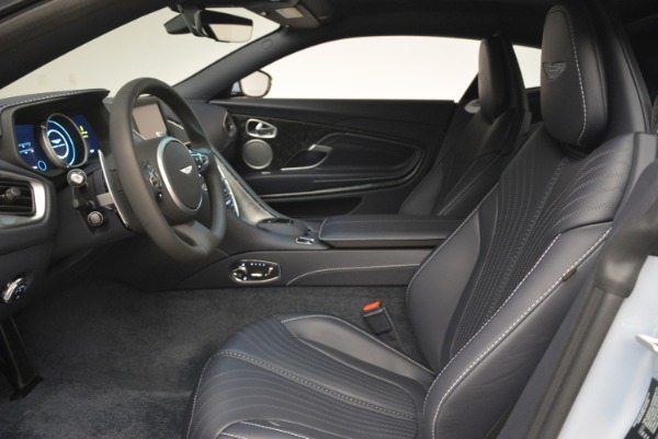 New 2018 Aston Martin DB11 V12 for sale Sold at Maserati of Westport in Westport CT 06880 13