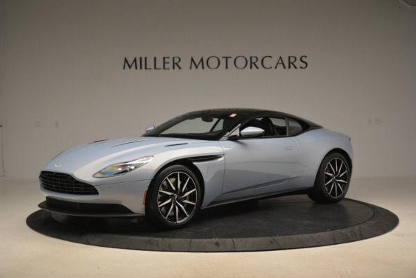 New 2018 Aston Martin DB11 V12 for sale Sold at Maserati of Westport in Westport CT 06880 2
