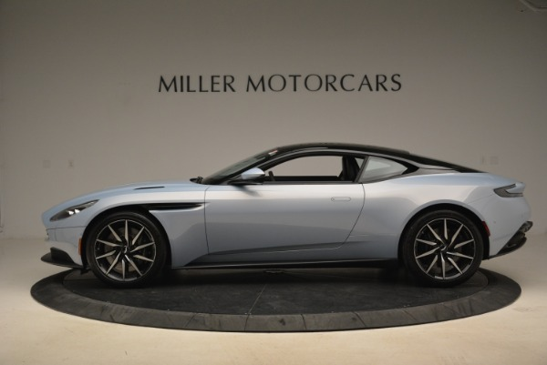 New 2018 Aston Martin DB11 V12 for sale Sold at Maserati of Westport in Westport CT 06880 3