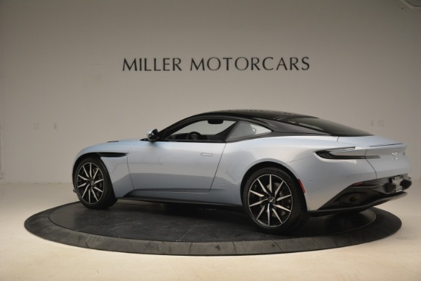 New 2018 Aston Martin DB11 V12 for sale Sold at Maserati of Westport in Westport CT 06880 4