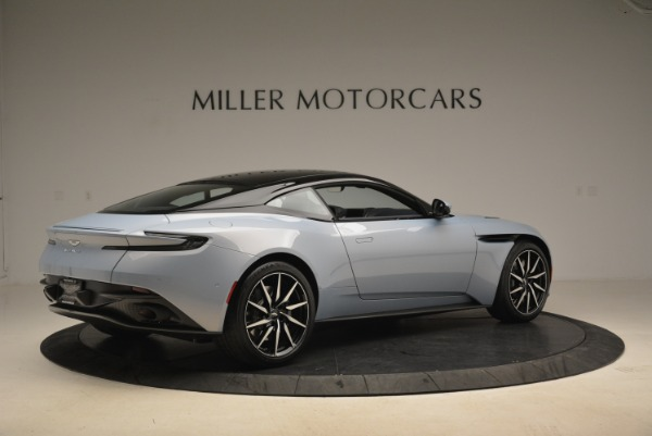 New 2018 Aston Martin DB11 V12 for sale Sold at Maserati of Westport in Westport CT 06880 8