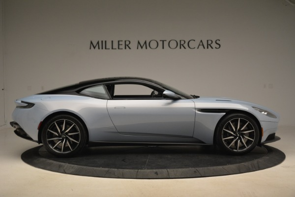 New 2018 Aston Martin DB11 V12 for sale Sold at Maserati of Westport in Westport CT 06880 9