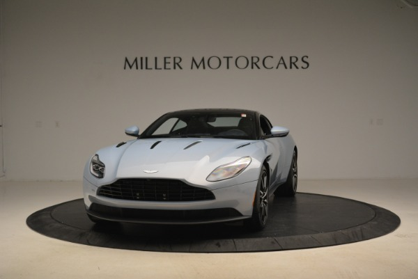 New 2018 Aston Martin DB11 V12 for sale Sold at Maserati of Westport in Westport CT 06880 1