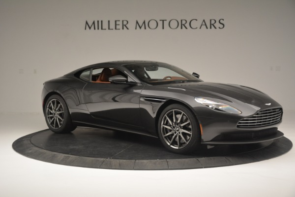New 2018 Aston Martin DB11 V12 Coupe for sale Sold at Maserati of Westport in Westport CT 06880 10