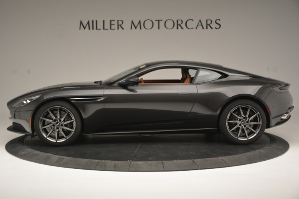 New 2018 Aston Martin DB11 V12 Coupe for sale Sold at Maserati of Westport in Westport CT 06880 3