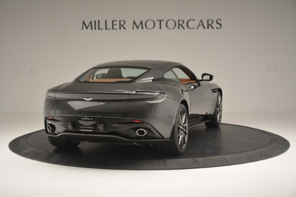 New 2018 Aston Martin DB11 V12 Coupe for sale Sold at Maserati of Westport in Westport CT 06880 7
