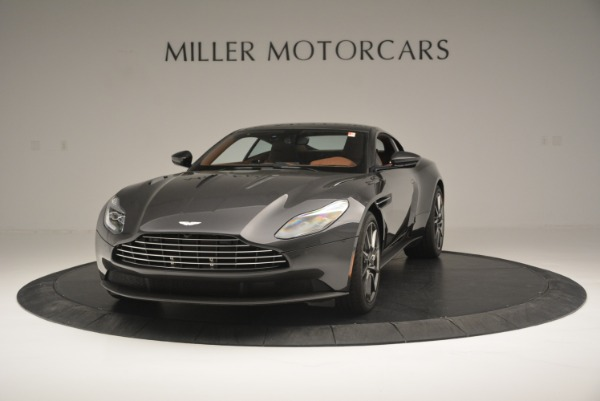 New 2018 Aston Martin DB11 V12 Coupe for sale Sold at Maserati of Westport in Westport CT 06880 1
