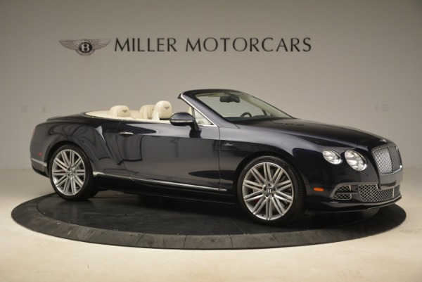 Used 2015 Bentley Continental GT Speed for sale Sold at Maserati of Westport in Westport CT 06880 10