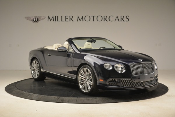 Used 2015 Bentley Continental GT Speed for sale Sold at Maserati of Westport in Westport CT 06880 11