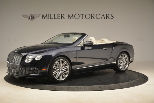 Used 2015 Bentley Continental GT Speed for sale Sold at Maserati of Westport in Westport CT 06880 2